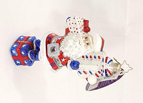 Glorious Christmas - Christopher Radko Retired Ornament