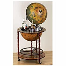 """BNF HHGLB450 Kassel 17-1/2""""Diameter Italian Replica Globe Bar"""