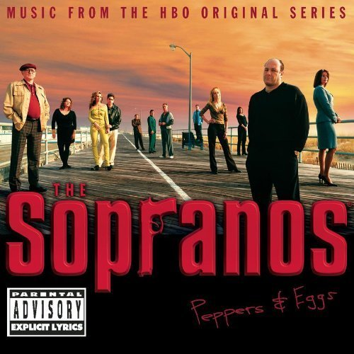 The Sopranos - Peppers & Eggs: Music from the HBO Series by Columbia ()