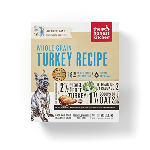 Honest Kitchen KEEN Grain Free Dog Food 2lb