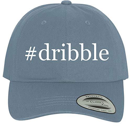 #Dribble - Comfortable Dad Hat Baseball Cap, Light Blue