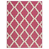 Sweethome Stores Clifton Collection Pink Moroccan