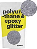 Hemway Metallic Glitter Floor Crystals for Epoxy