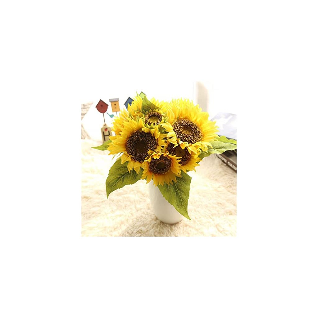 Fake-Flowers-For-Decoration-Artificial-Flowers-Floral-Bouquet-Sunflower-Wedding-DecorationsOrangeskycn