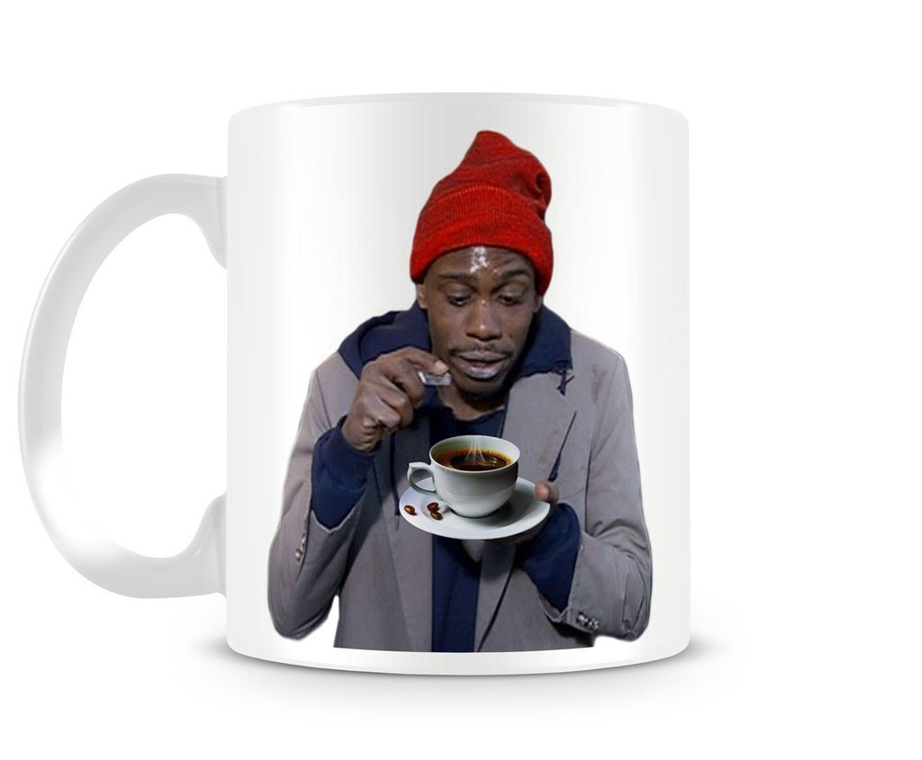 LDG- Mugs Tyrone Biggums 11Oz Ceramic Coffee Mug by Cotton Cult