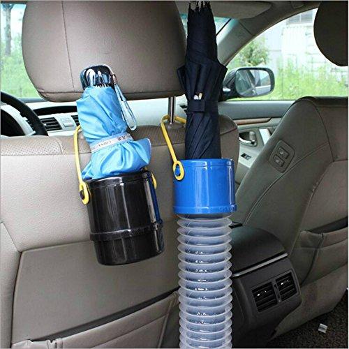 DailyShe Umbrella Storage Bag Holder Tool Organizers Box for Car (2 pack) (Honda Odyssey Vacuum Bags compare prices)