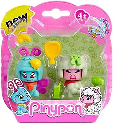 Pinypon Pack 2 mascotas, mariposa y oveja. (Famosa) (700012732 ...