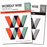 Wordly wise 3000 book 9 answer key booklet systematic academic wordly wise 3000 grade 10 set student and answer key systematic academic vocabulary fandeluxe Image collections