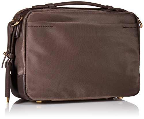 Tumi Women's Voyageur Luanda Flight Travel Cross-Body Bag, Mink, One Size by Tumi (Image #2)