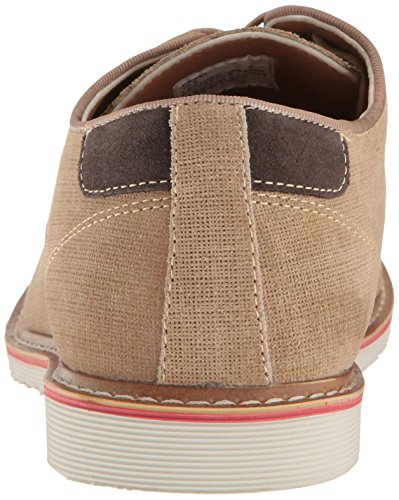 Steve Madden Mens Cavalletto Oxford Sand Suede