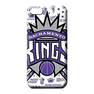 iphone 6plus 6p Impact Durable Hot Style phone cover case sacramento kings nba basketball