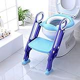 Hirosa Adjustable Potty Training Seat Kid with Ladder...