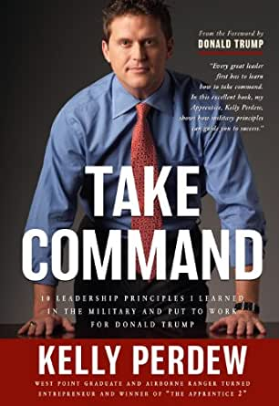 Amazon.com: Take Command: 10 Leadership Principles I