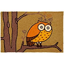 Jellybean Awesome Owl Accent Area Rug