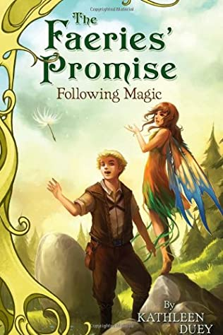 book cover of Following Magic
