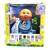 Naptime Baby Boy Cabbage Patch Kids Doll (Medium Tone, Bald)