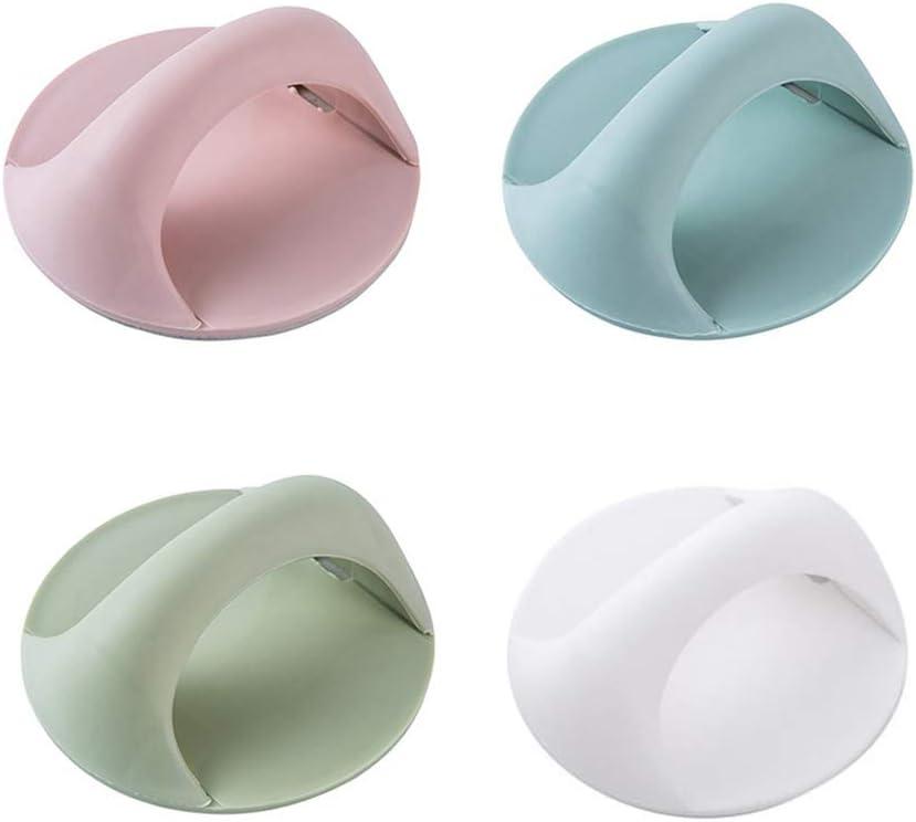 piccole maniglie per finestre Vosarea guardaroba 4 pezzi Maniglie adesive per mobili armadi pomelli multiuso per cassetti