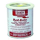 Red Kote Quart Coat Gas Fuel Tank Sealer Liner Gas Oil Diesel