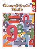 Second Grade Math, Steck-Vaughn Staff, 0817280464