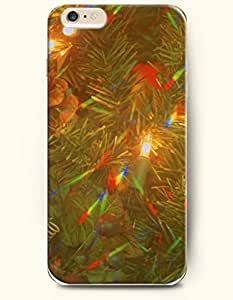 OFFIT iPhone 6 Plus Case 5.5 Inches Glistening Christmas Tree wangjiang maoyi