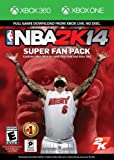 NBA 2K14 Super Fan Pack-Xbox (No Disc)