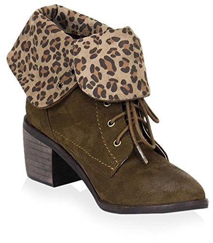 Gc Shoes Womens Innamorarsi Hee Boot Tan