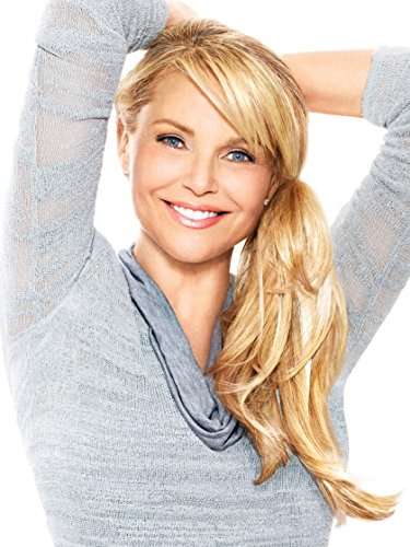 The Pony by Christie Brinkley Heat Friendly Wrap Around 17 inch Ponytail Womens Hairpiece - HT56/60 Light Gray