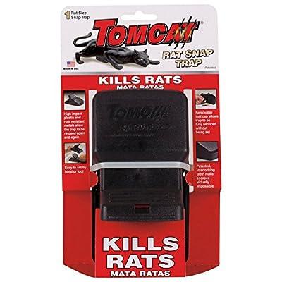 Tomcat 0361710 Rat Snap Trap