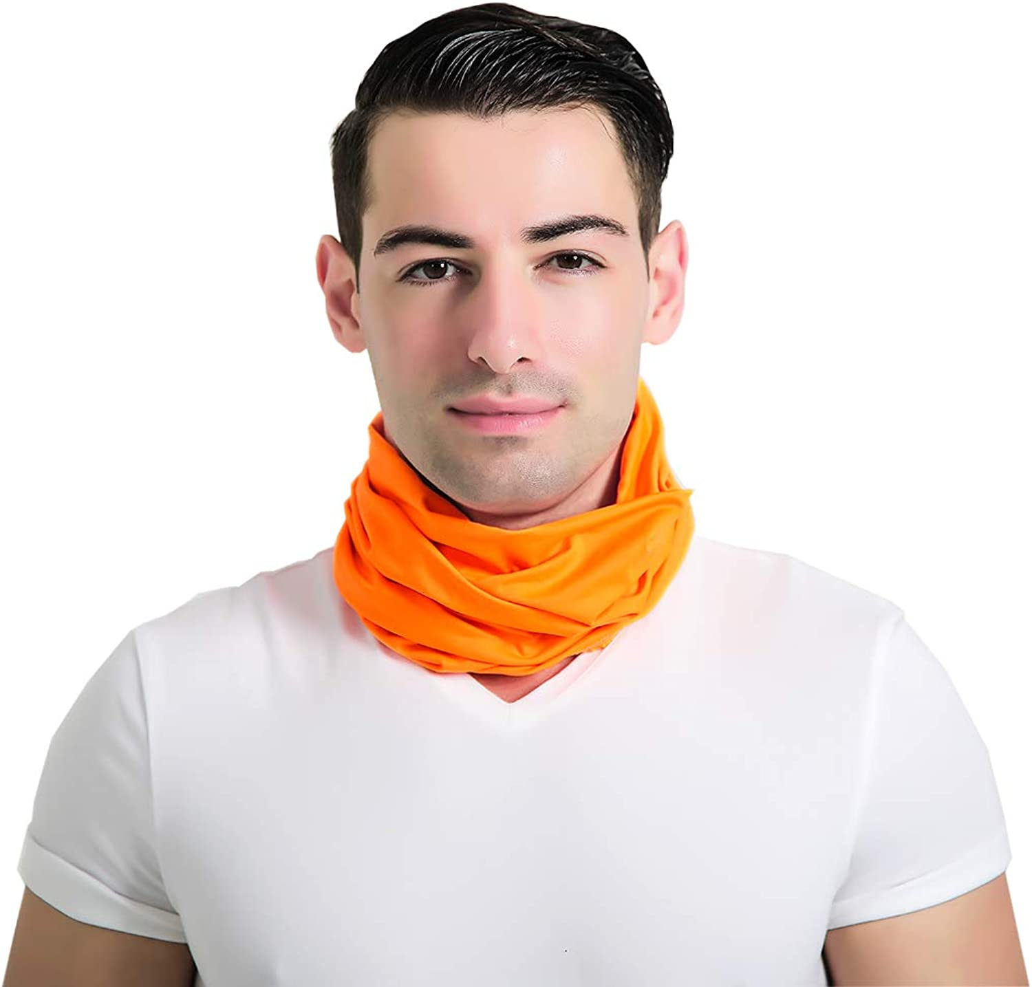 climafusion Cooling Scarf Neck for Women and Men for All Outdoor Activities