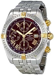 Breitling Men's B1335611/K521 Chronomat Evolution Chronograph Watch
