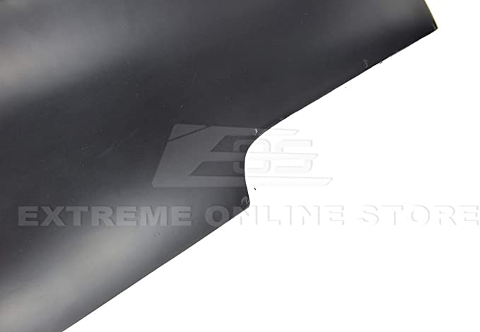 Replacement for 1989-1994 Nissan 240SX S13 EOS Rocket Bunny Style Fiberglass Primer Black Rear Trunk Lid Wing Spoiler SPOILER-033-FRP