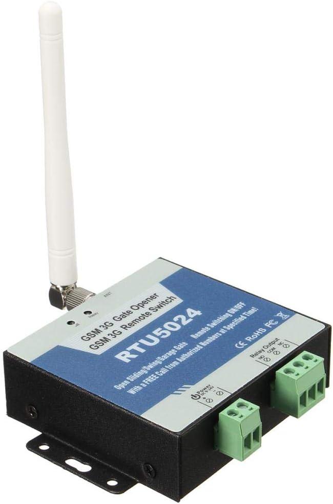 RTU5024 GSM Gate Opener Relais Interrupteur de contrôle d