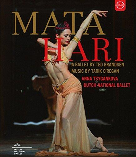Mata Hari: A Ballet By Ted Brandsen (Blu-ray)