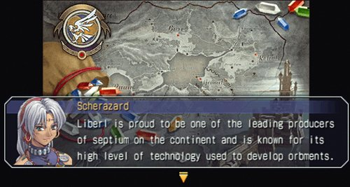 The Legend of Heroes: Trails in the Sky - Sony PSP by Xseed Games (Image #8)