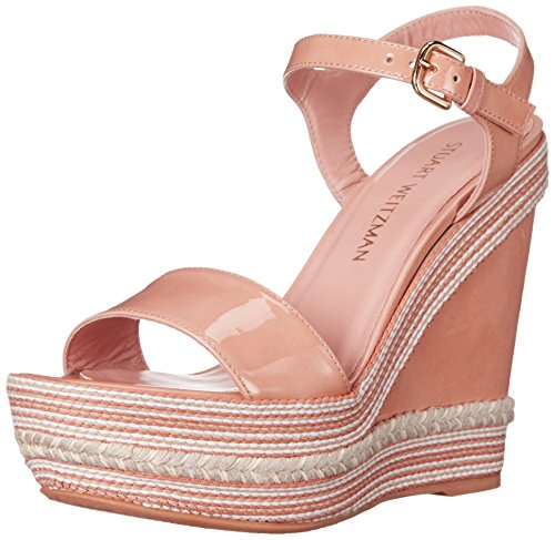 Stuart Single Weitzman Adobe Women's Wedge Sandal xZw0grZaq