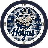 SunTime NCAA Georgetown Hoyas Wall Clock