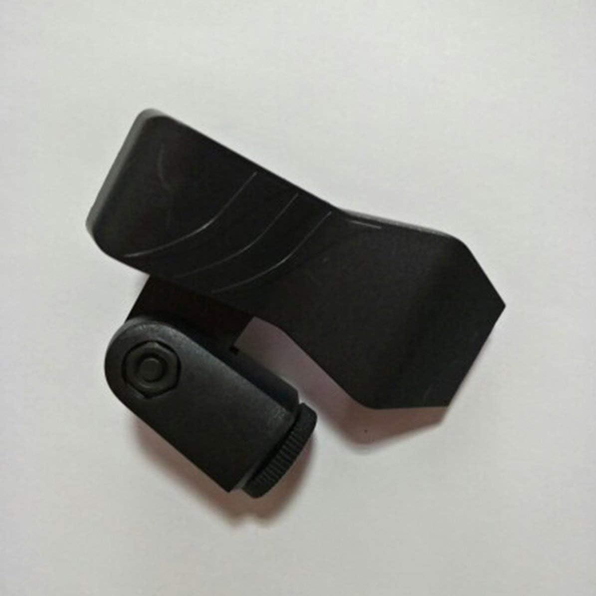 Sunnyflowk Universal Spring Clip Clip en plastique de style europ/éen pour sc/ène noir