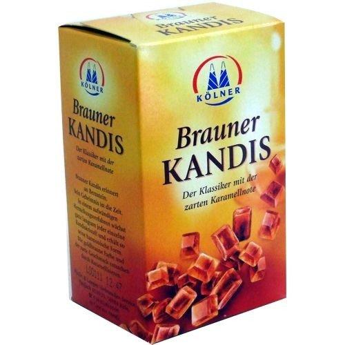 Südzucker Kandiszucker braun, 1er Pack (1 x 500 g)