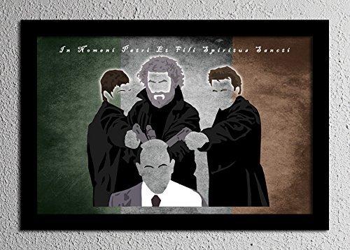 The Boondock Saints - Norman Reedus Sean Patrick Flanery - Aequitas et Veritas -