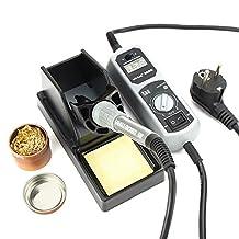 YIHUA 908D 220V 60W LED Digital Display Soldering Station Soldering Iron Kit 2016 Upgraded Version