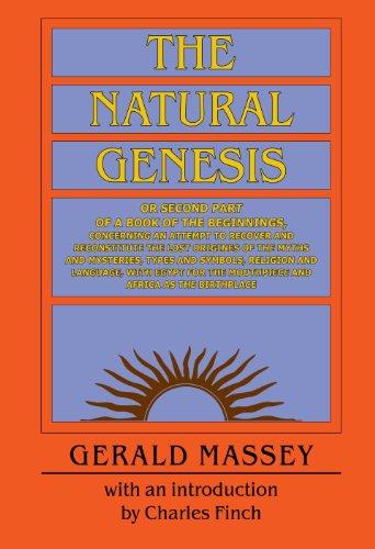 The Natural Genesis -Volume 1 (Natural Genesis)