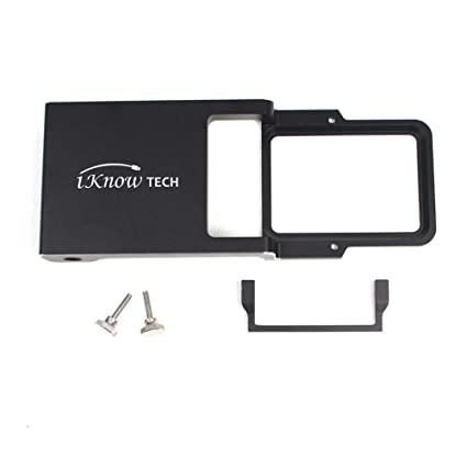 iKNOWTECH Mount Plate Adapter For GoPro Hero 7 6 5 4 3+ DJI Osmo Mobile  Gimbal Handheld, Switch Mount Plate for DJI GoPro 7 6 5 4 3+ Osmo Mobile