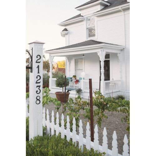 casa 90672 2nero Baldwin in ottone massiccio numero civico htQrdCs