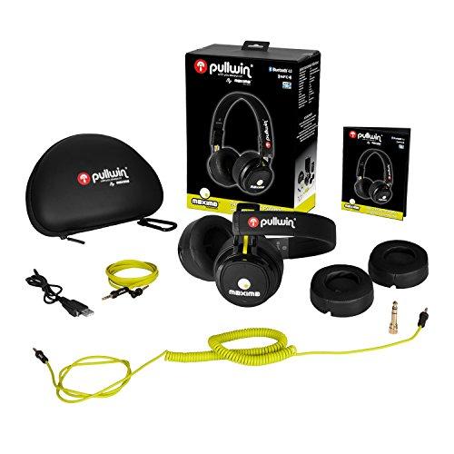Auriculares inalámbricos Bluetooth 4.0, cascos bluetooth Pullwin modelo Maxima FM, auriculares con micrófono, alta calidad de sonido estéreo HD, ...