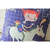 """Colorful Pretty Child New Design Pillow Case Cushion Cover Square 18"""""""