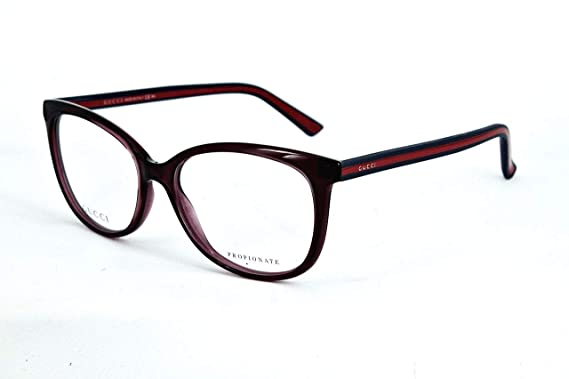 d6983cfffb66 Amazon.com  Gucci eyeglasses GG 3650 17T Acetate plastic Purple ...