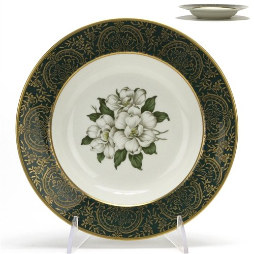 Laurel Magnolia by Royal Cathay, China Rim Soup Bowl