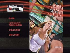Les Mills Body Pump 73 (DVD + CD)