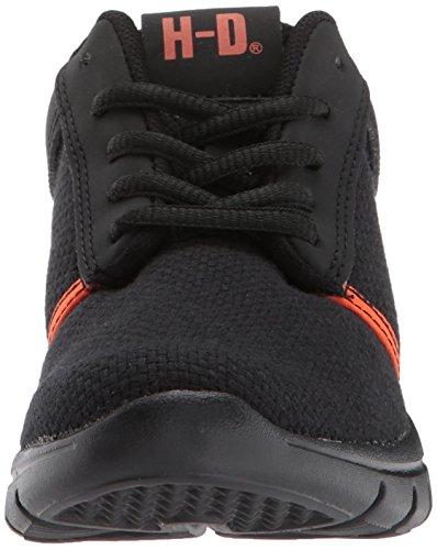 Jenkins Sneaker Harley orange Black Women's Davidson 0BwERnfU