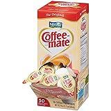 Coffee-Mate(R) Individual Nondairy Creamers, Regular, Box Of 50